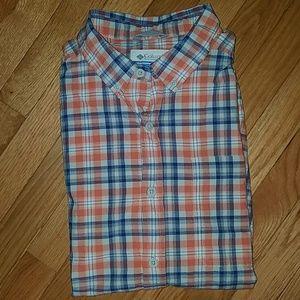 Columbia long sleeve button up shirt